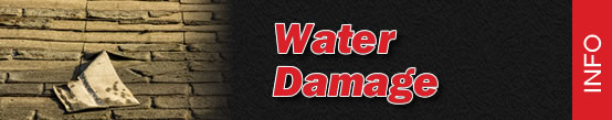water damage Roofing Contractor